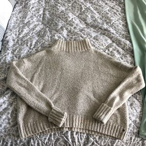 American Eagle sweater turtle neck